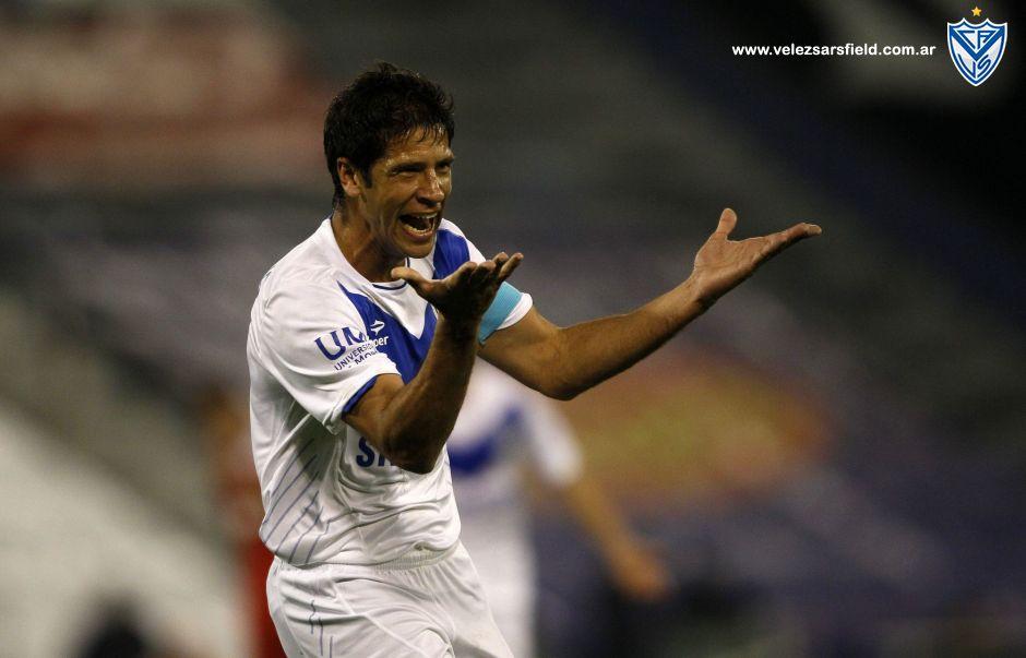 """""""Por ahora soy el goleador del campeonato, je"""""""