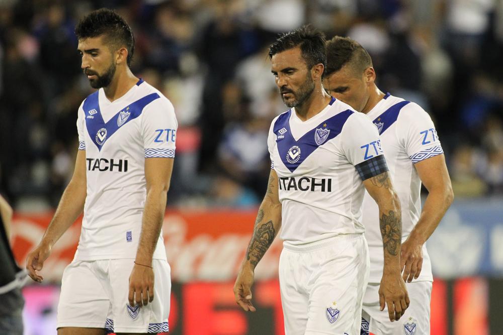 Una caída para levantarse / Vélez Sarsfield